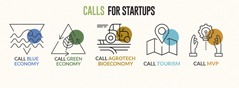 Calls For Startups